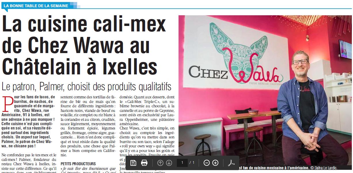 La Capitale newspaper 9 Aug 17