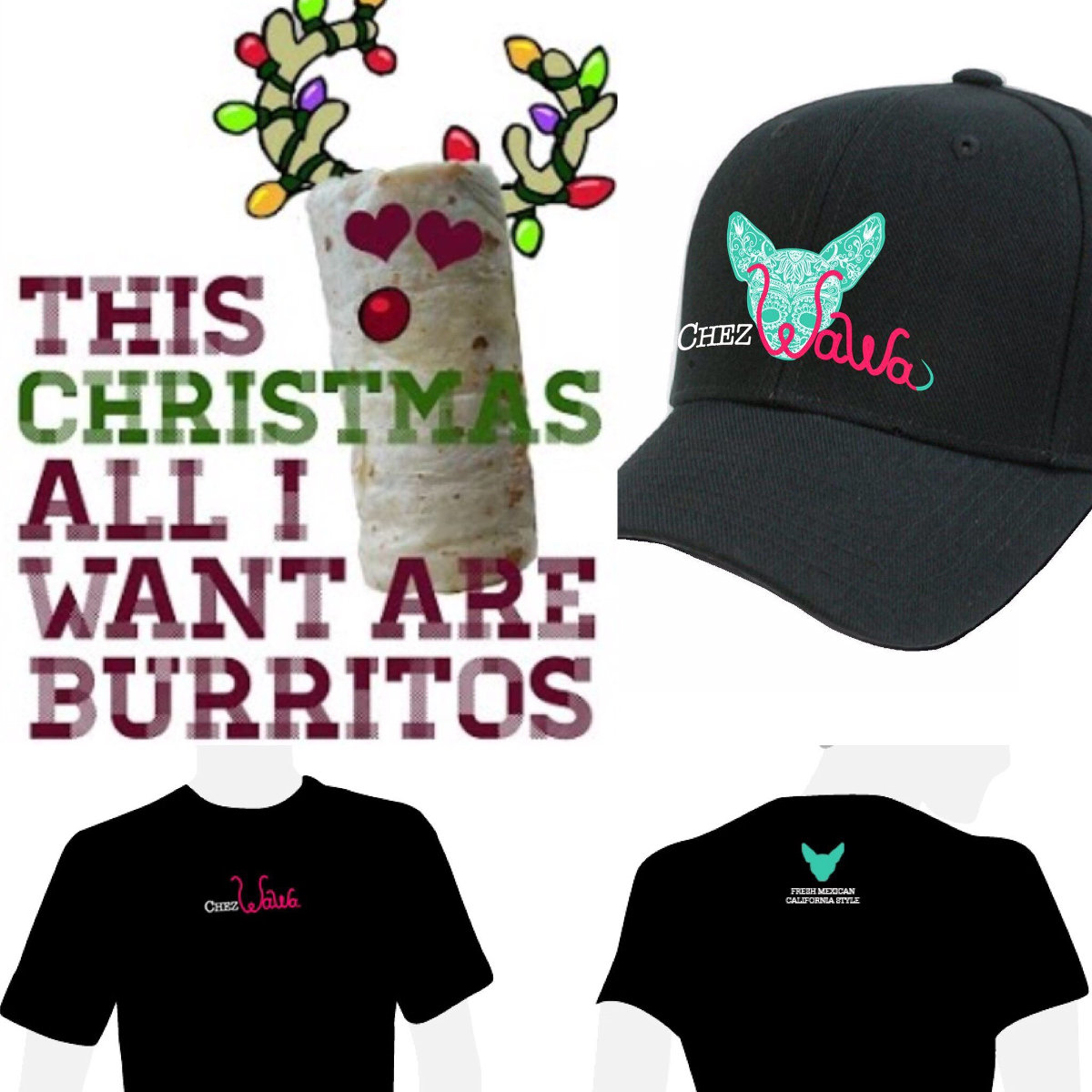 Give Cali-Mex Magic for the Holidays !
