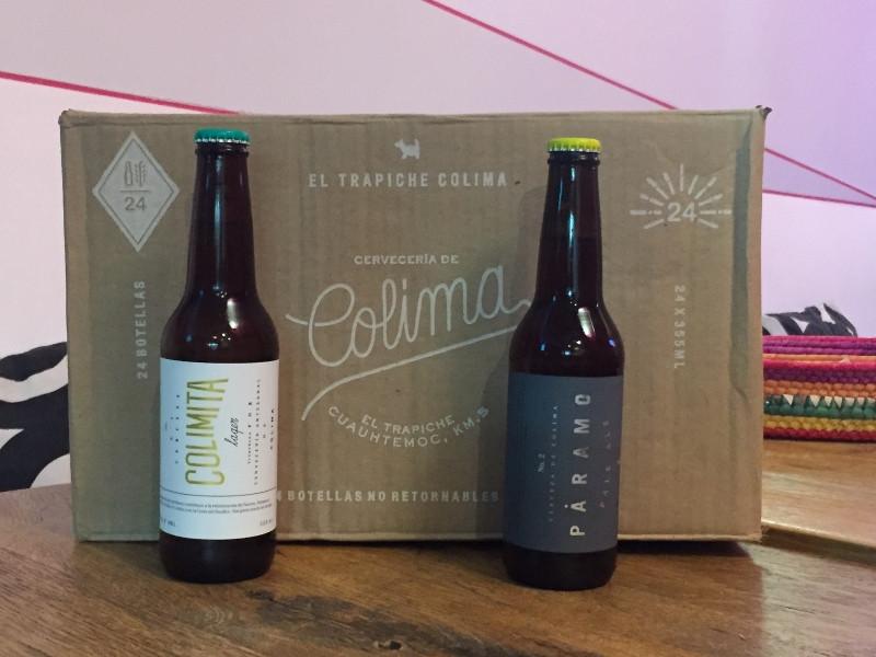Bievenidos a Cerveceria de Colima !