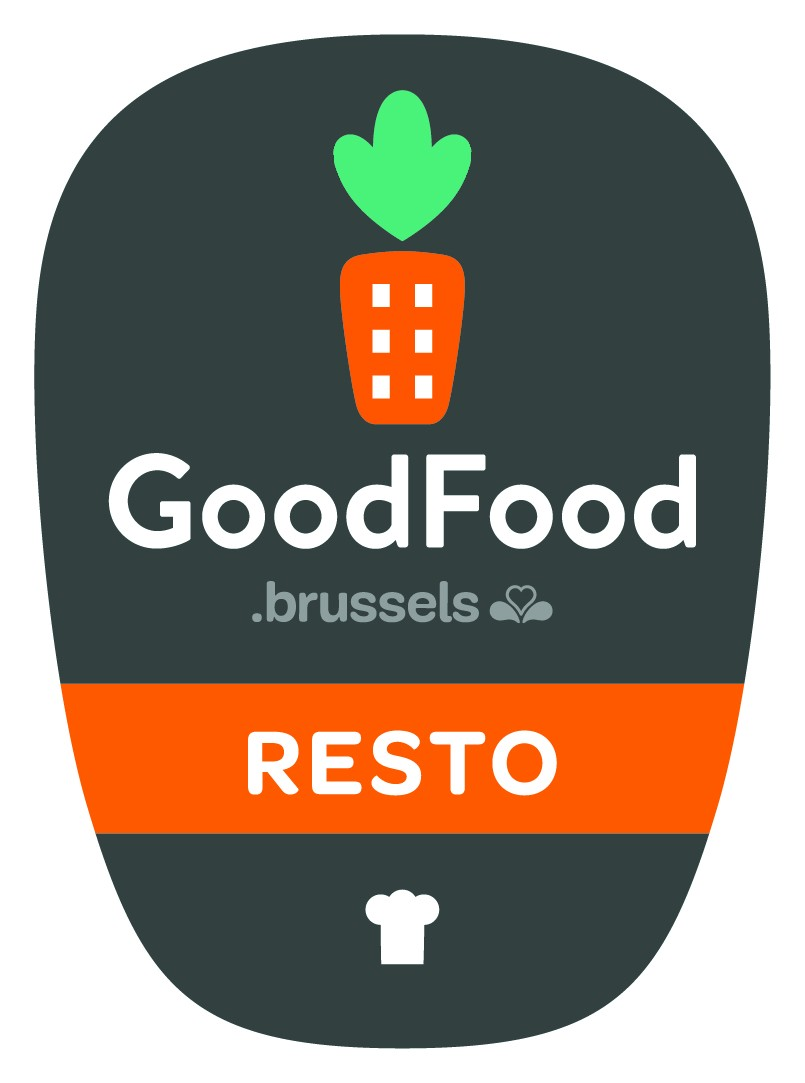 GOOD FOOD- RESTO Label