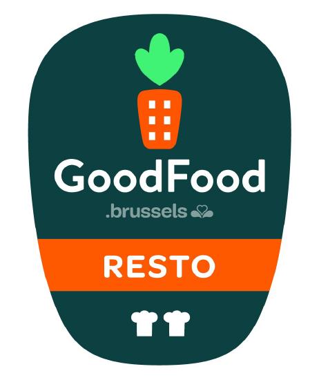 GOOD FOOD- RESTO Label